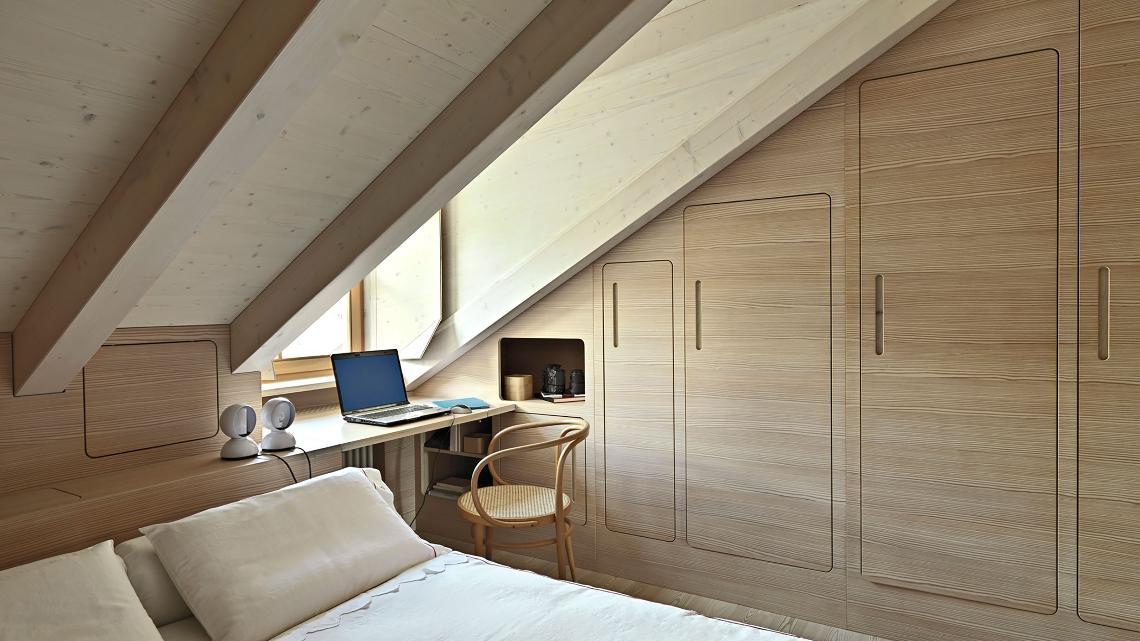 Dachschrägen einrichten: 10 clevere Wohnideen | Bosch DIY