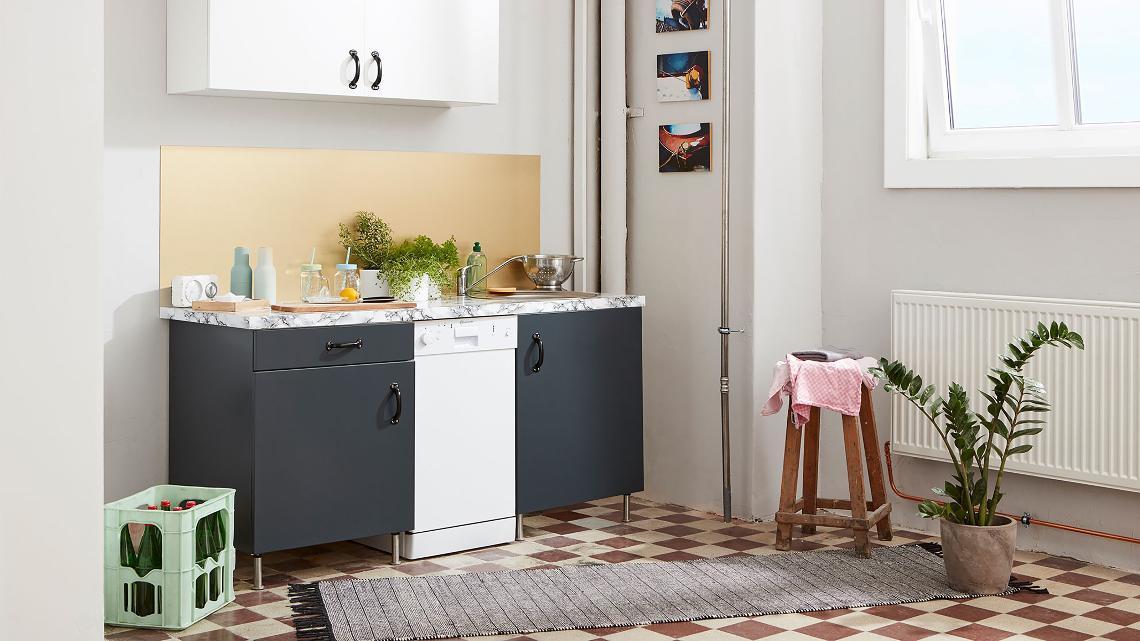Aus alt mach neu und stylisch: 4 Tipps für deine neue Küche ...