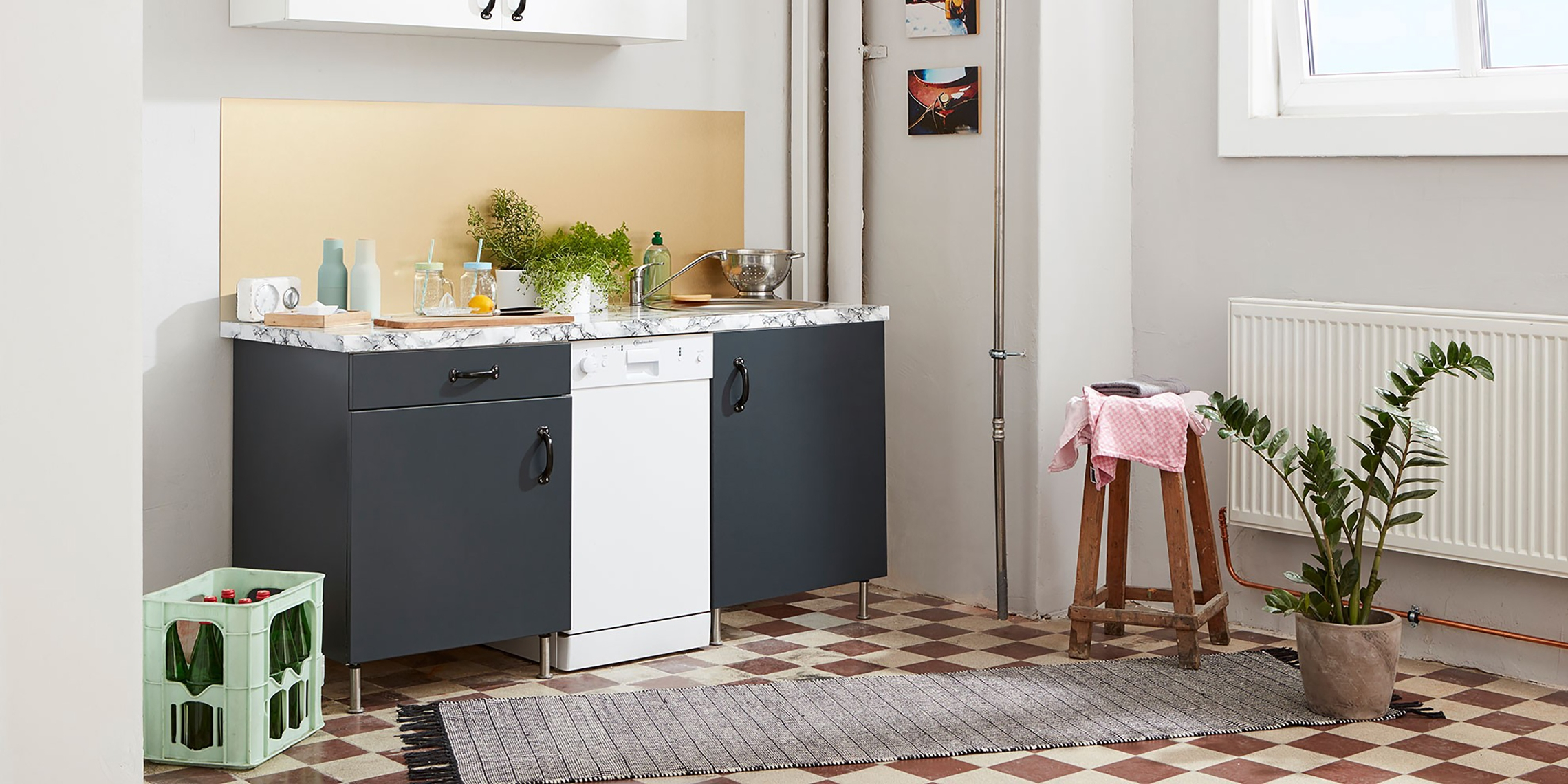Aus Alt Mach Neu Und Stylisch 4 Tipps Fur Deine Neue Kuche Bosch Diy