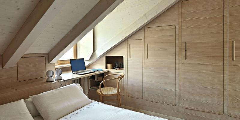 Decorating Rooms With Slanted Ceilings 10 Clever Tips For Your Home Bosch Diy