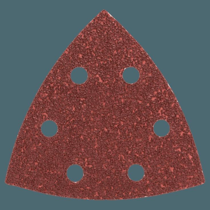 Комплект листове шкурка от 5 части