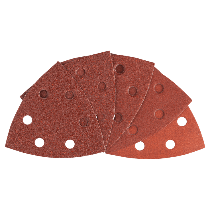 Комплект листове шкурка от 10 части