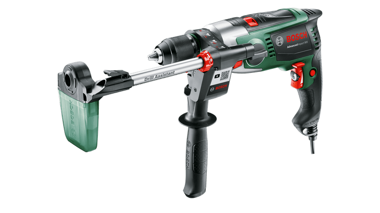 AdvancedImpact 900 и Drill Assistant (приставка помощник при пробиване)