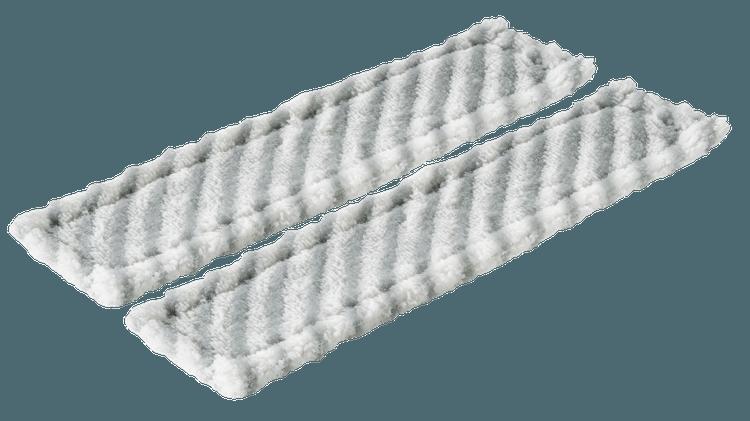 GlassVAC - дълги резервни микрофибърни кърпи