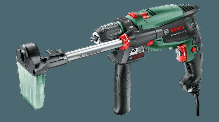 UniversalImpact 700 и Drill Assistant (приставка помощник при пробиване)