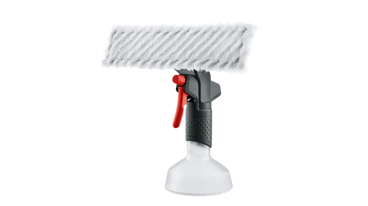 GlassVAC – sada lahve srozprašovačem