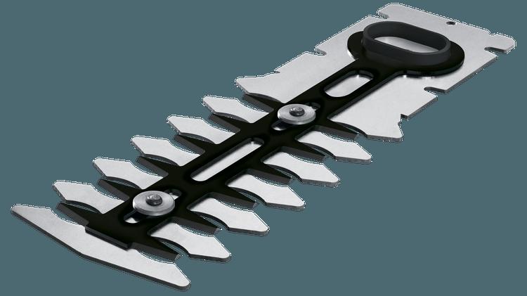 Náhradní lišta pro nůžky na keře 12 cm (Isio)