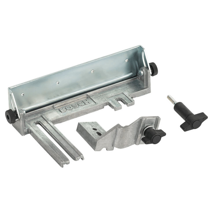 Rovnoběžné vodítko a úhelník