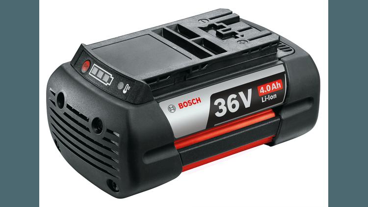 36 V/4,0 Ah Li-ion-batteri