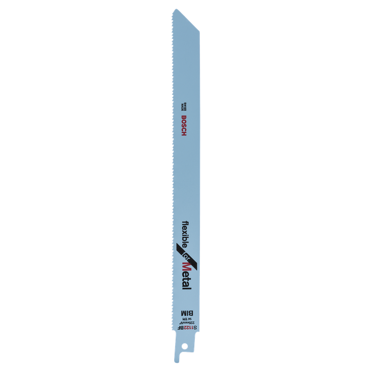 Bajonetsavklinge, bimetal, S 1122 BF