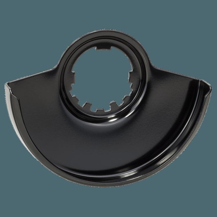 Beskyttelsesskærme uden dækplade til slibning