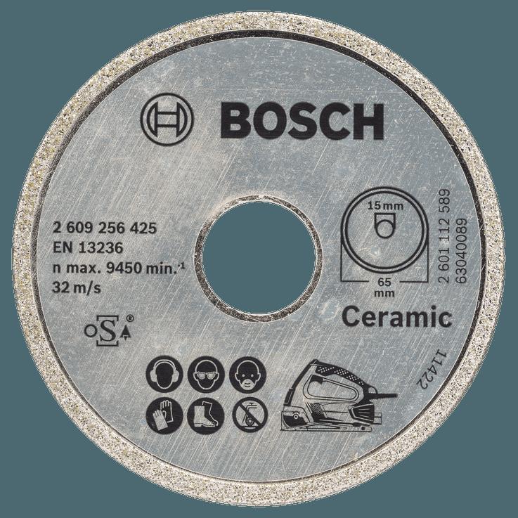 Diamantskæreskive Standard for Ceramic
