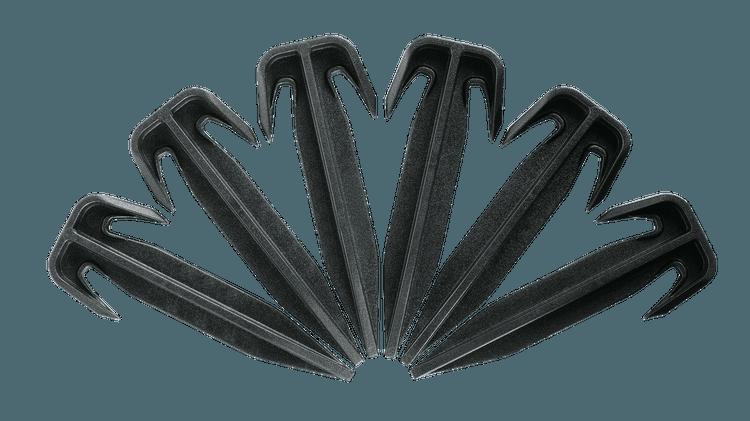 Pløkker til afgrænsningsledning x100