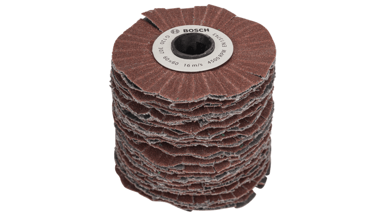 Slibeskive (fleksibel) 120