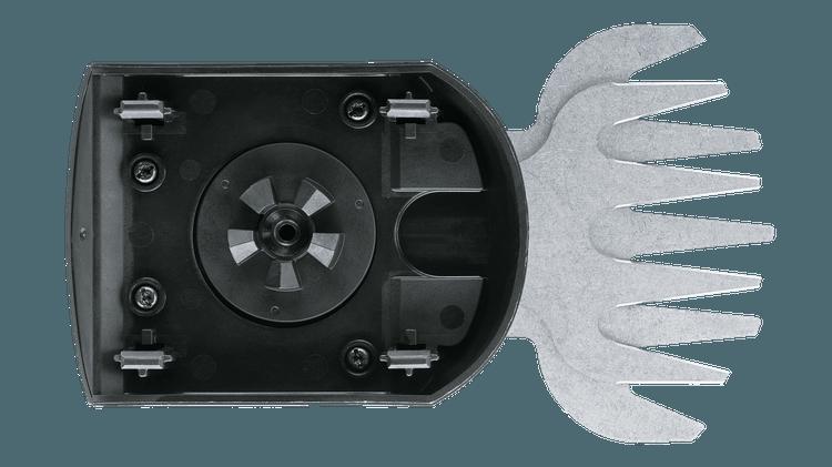 AdvancedShear 18V-10, 100-mm-Grasschermesser