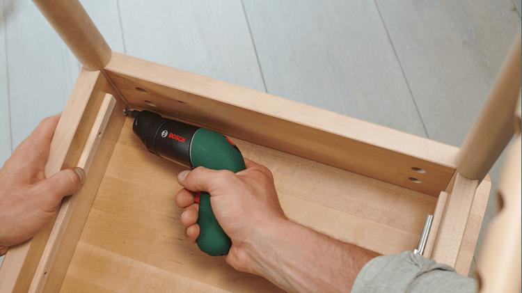 IXO 6 Set – mit Winkelaufsatz und Exzenteraufsatz