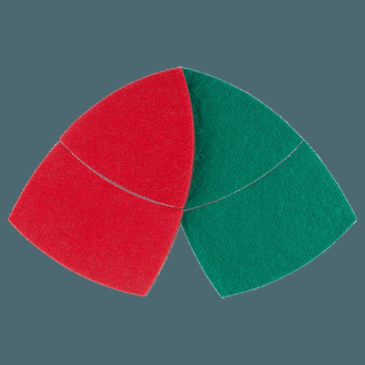 Reinigungsvlies und Zusatzblatt für Multischleifer