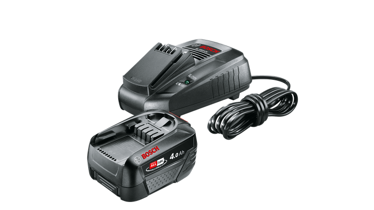 Starter Set 18 V (4,0Ah + AL 1815 CV)