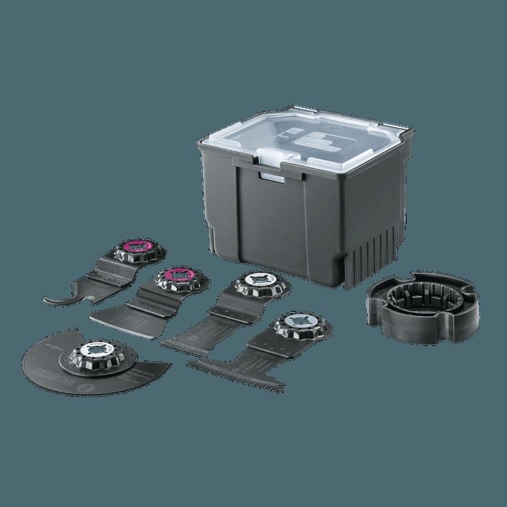 6-teiliges Starlock-Set für Fußbodenarbeiten