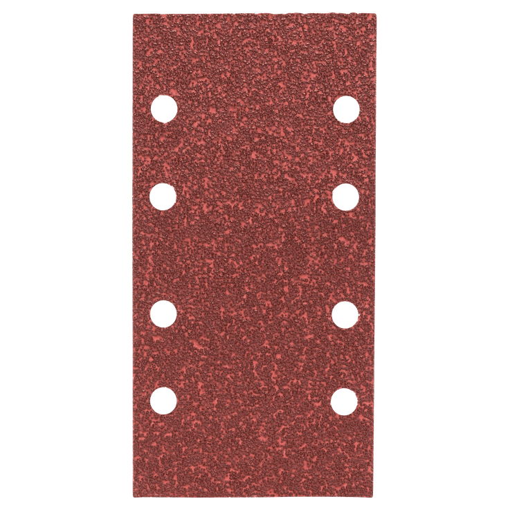 10-teiliges Schleifblatt-Set für Schwingschleifer