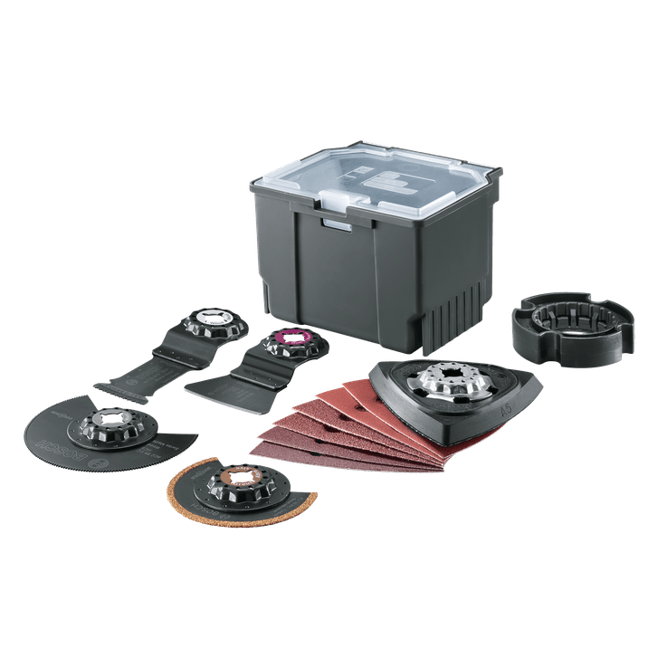 12-teiliges Starlock-Set Universal