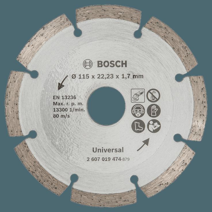 Diamanttrennscheibe für Baumaterial