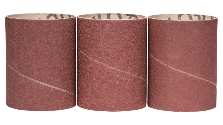 Schleifhülsen-Set 80/120/240