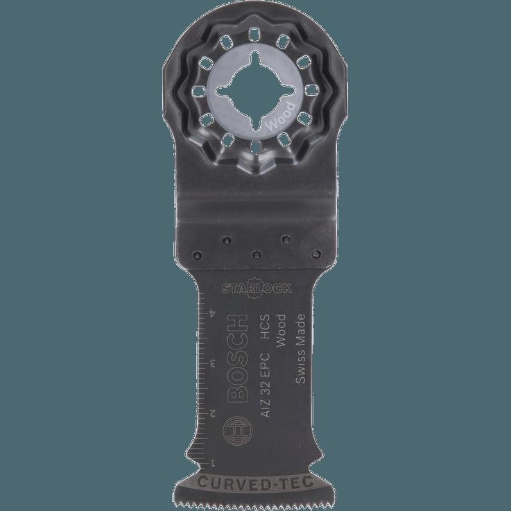 Πριονόλαμα βυθιζόμενης κοπής Starlock AIZ 32 EPC HCS