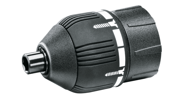 IXO Collection – Torque setting adapter