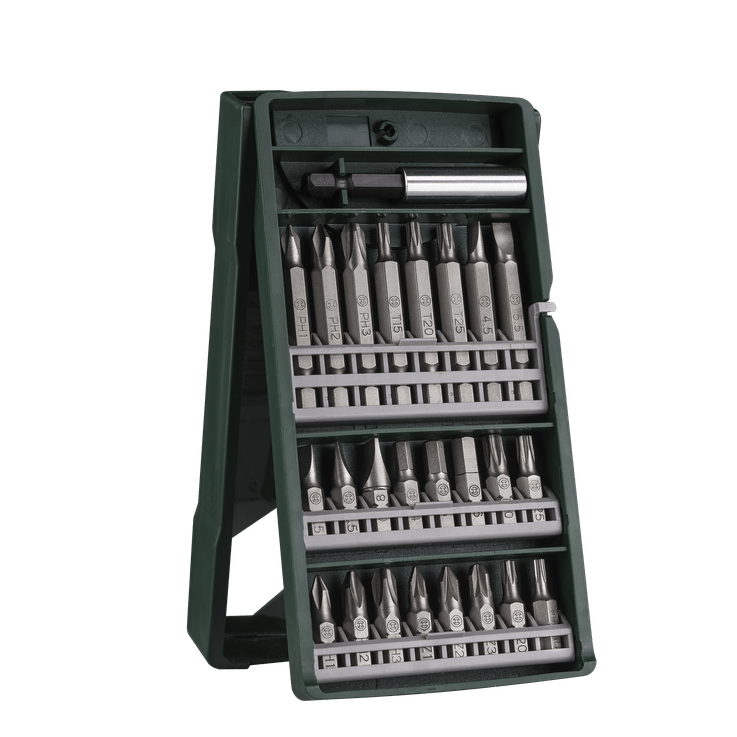 Mini-X-Line Screwdriver Bit Set 25 Pieces