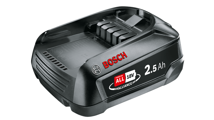 Battery pack PBA 18V 2.5Ah W-B