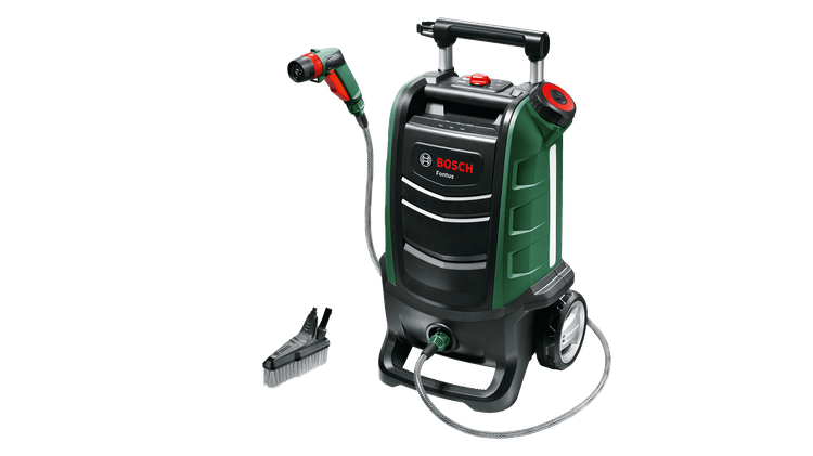Fontus Cordless Outdoor Cleaners | Bosch DIY
