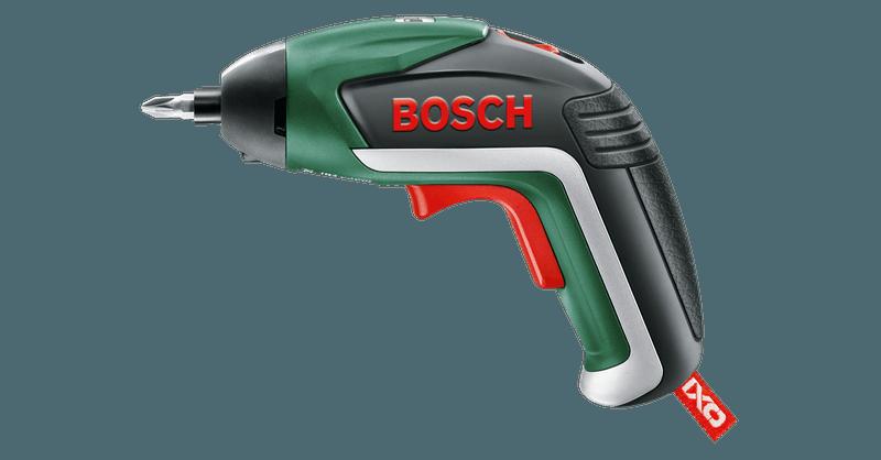 3.6V Bosch IXO V Cordless Screwdriver with 10 Bits /& Case