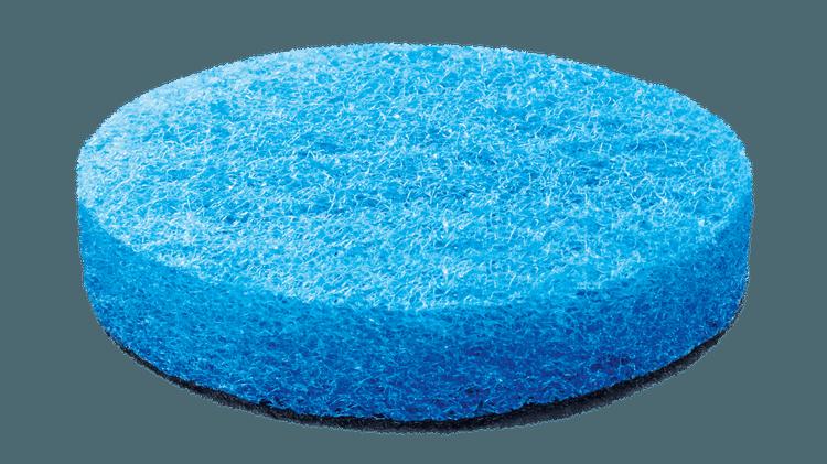 Microfibre non-scratch pad