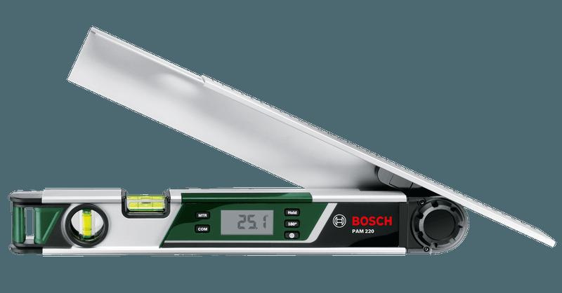 Bosch PAM 220 Digital Angle Measurer 0603676000 3165140772600 D2 SALE