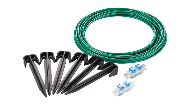 Perimeter wire repair kit