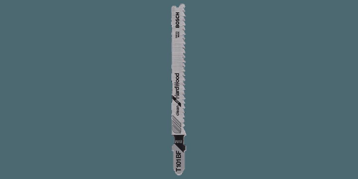 Bosch T101BF Hard Wood Jigsaw Blades