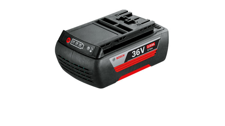 36 V/2.0 Ah lithium-ion battery