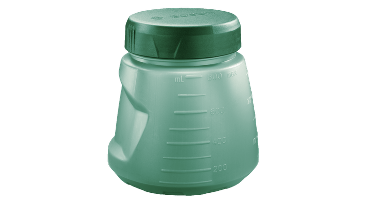 800 ml paint container