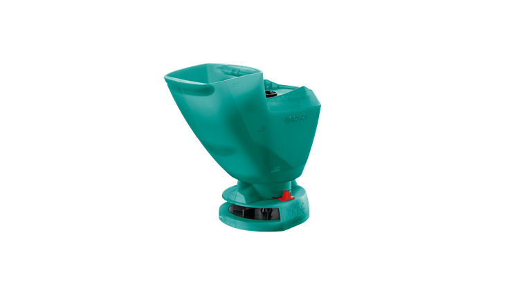 Spreader attachment for Isio