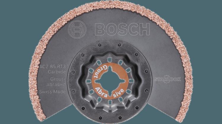 85 mm Bosch Diamant-Riff de scie ACZ 85 rd4 1er-Pack