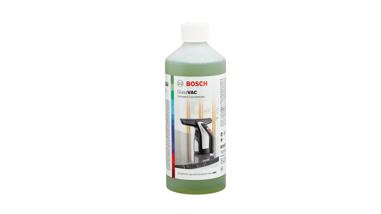 Detergente concentrado GlassVAC (500 ml)