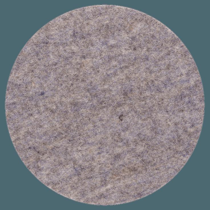 Fieltro de pulido para lijadoras excéntricas