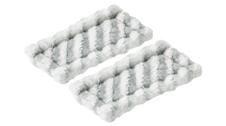 GlassVAC: bayetas de microfibra de recambio de pequeño tamaño