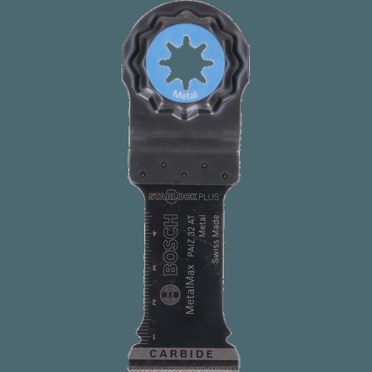 Hoja de sierra de corte de inmersión de carburo Starlock Plus PAIZ 32 AT