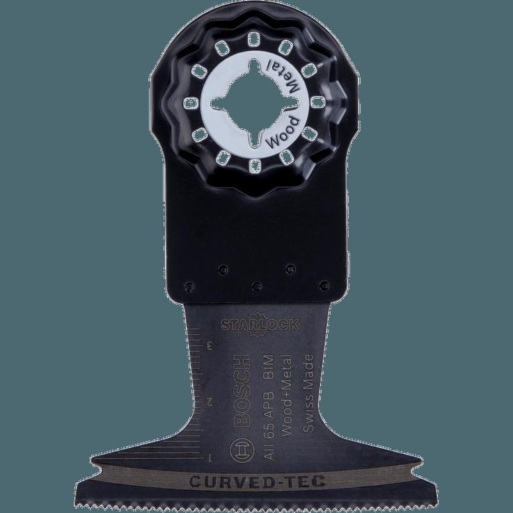 Hoja de sierra para corte de inmersión bimetálica Starlock Plus PAII 65 APB