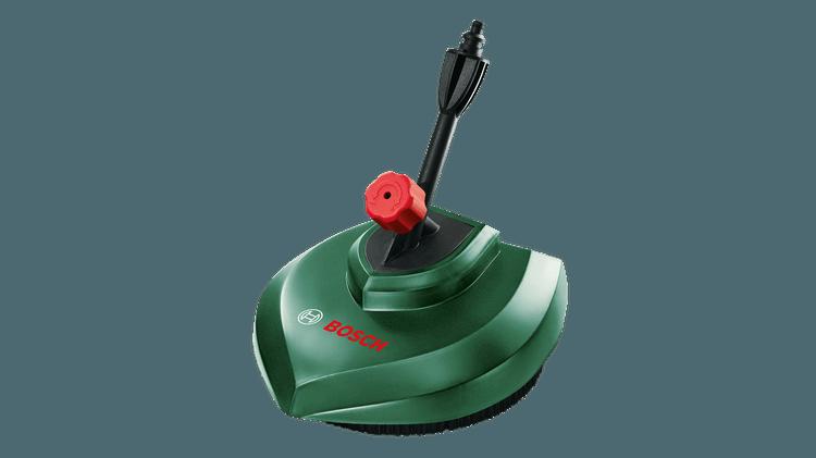 Limpiador para terrazas DELUXE para limpiadoras de alta presión AQT