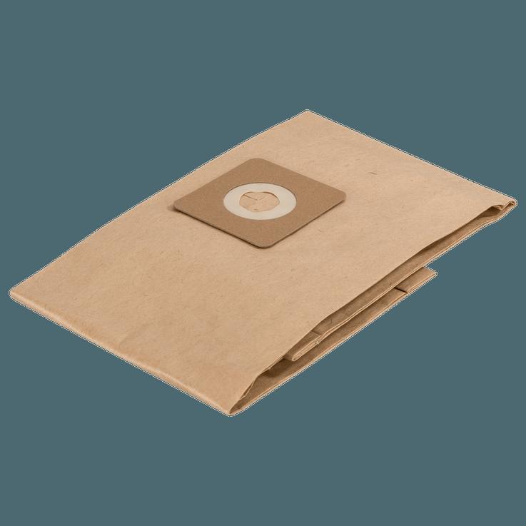 Saco para polvo de papel