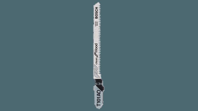 madera y pl/ástico Juego de cuchillas de sierra de calar T101AO HCS Curva Hoja de sierra Kit de corte para suelo laminado 10 unidades