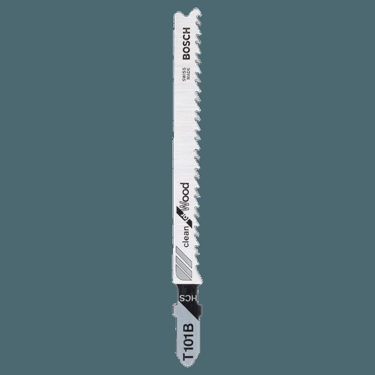 T101B Hoja de sierra de calar de HCS